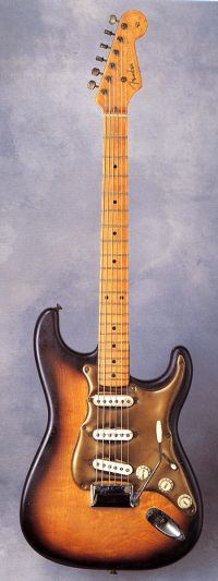 Strat Central - Pre-CBS Sixties